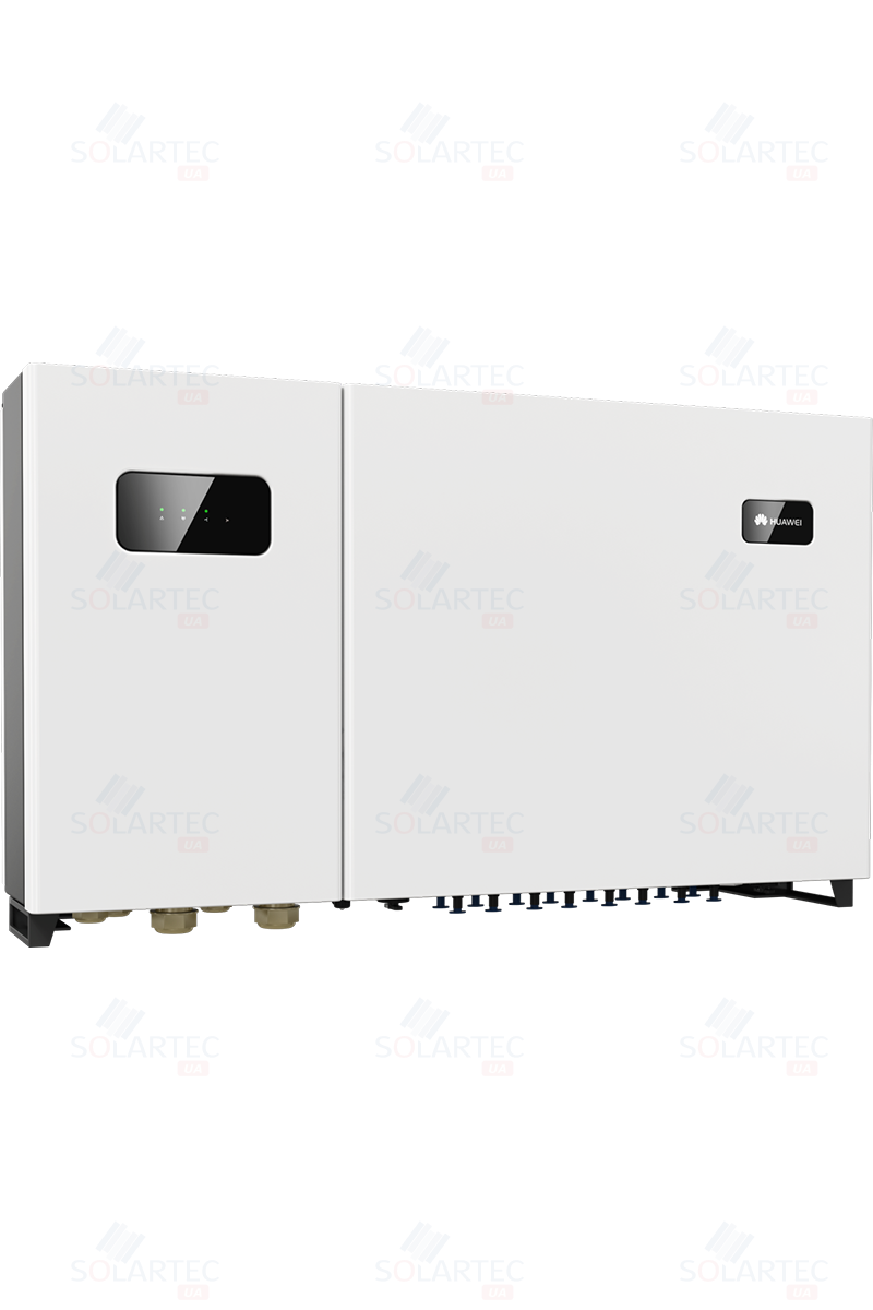 Сетевая CЭС 30 кВт на базе инвертора Huawei