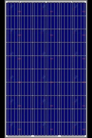 Сонячна панель Amerisolar AS-6P30 275